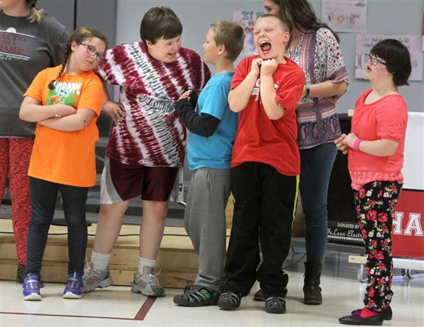 A big send-off: Hamilton's Special Olympics