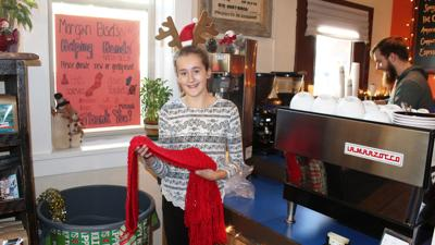 Middle School Student is Gathering Warmth for Homeless