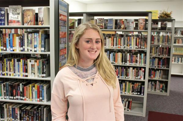 Hamilton student selected for national advisory committee